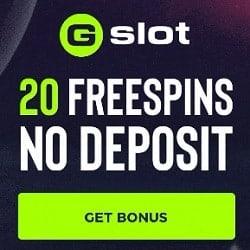 Gslot no deposit bonus