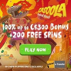 Enjoy 100% bonus + $1500 free + 200 gratis spins (welcome bonus)