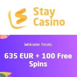 StayCasino Bonus and Free Spins