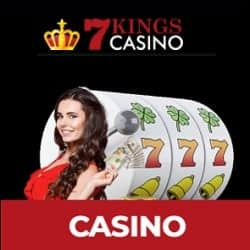 Register your account at 7KingsCasino.com