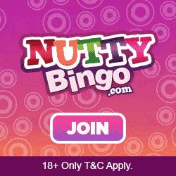 Claim £20 bingo bonus and 20 slot free spins!
