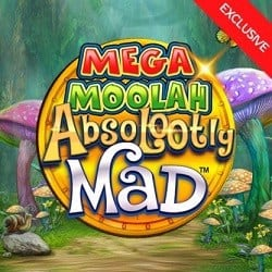 Exclusive jackpot slot from Microgaming
