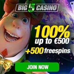 500 free spins bonus