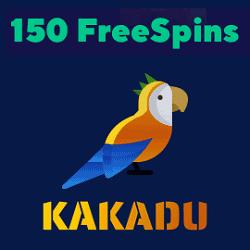 Kakadu Casino new bonus banner