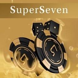 SuperSeven Casino bonus game banner