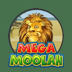 MEGA MOOLAH jackpot free spins bonus at Microgaming Casino