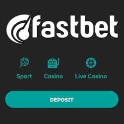 Fastbet Casino €50 free bonus! Deposit & play - no account needed!