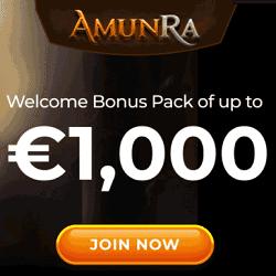 Get 1,000 EUR free bonus and free spins!