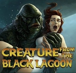 Creature from the Black Lagoon FREE SPINS new NETENT CASINO game