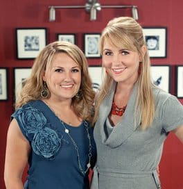 Angie & Amy from I Heart Faces