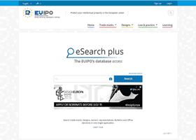 eSearch plus EUIPO
