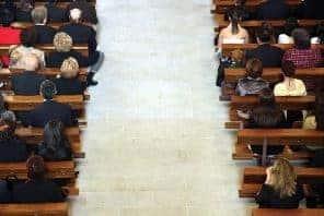 Divided Church Citizens