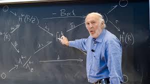 jim simons teaching