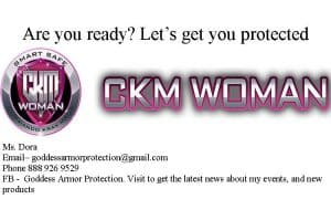 CKM SMART SAFE POSTCARD