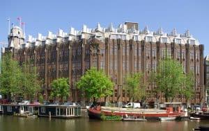 Architectuurtocht Amsterdam Scheepvaarthuis