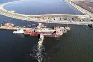 Poplar Island Construction Officially Complete