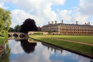 Wedding & Party DJ at Clare College Cambridge