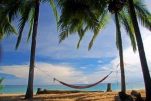 hammock in the caribbean