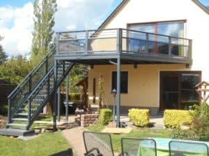 Anbau-Balkon