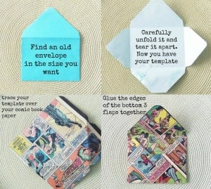diy envelope instructions