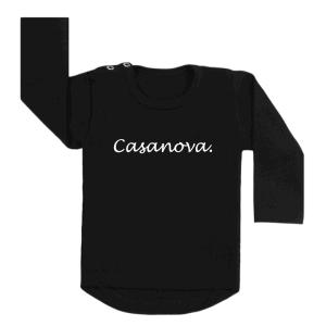 Longsleeve Zwart Casanova