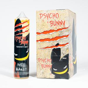 Eco Vape Psycho Bunny Well Baked 50ml CDU 6