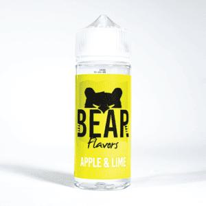 Apple & Lime BEAR Flavors 100ml