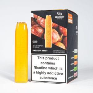 Eco Vape Wholesale Geek Bar Passion Fruit Disposable Vape