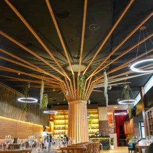 Restaurant 8 OAK Geneva - Le Restaurant