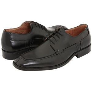 Mens Leather Slip On Dress Shoe by Giorgio Venturi