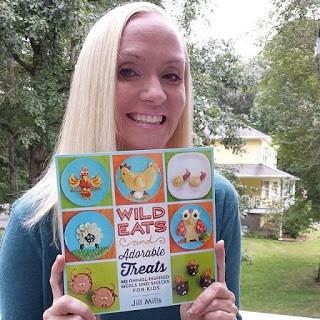 Jill Mills - Wild Eats Adorable Treats Book