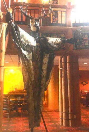 The nativo shaman