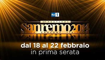 Sanremo 2014: il 64° Festival della Canzone Italiana al via il 18 Febbraio | Digitale terrestre: Dtti.it
