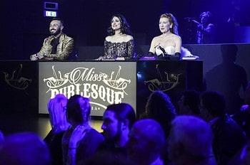 ZELIG TV - MISS BURLESQUE - con katia follesa