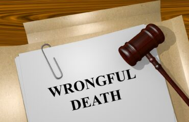 Wrongful death mean