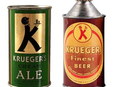 Krueger Brewing Co. Primera cerveza enlatada