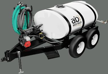 500 Gallon Water Trailer