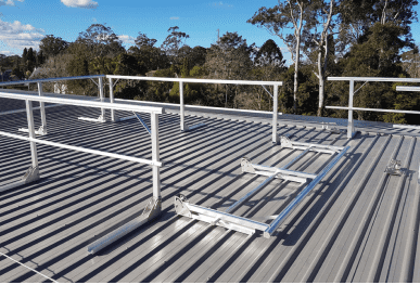 GUARDRAIL AND WALKWAY SYSTEMS