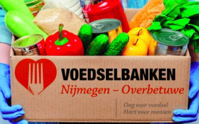 Inzamelingsactie Voedselbank Nijmegen-Overbetuwe