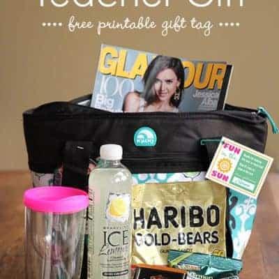 Teacher Gift Idea   Summer Fun Kit