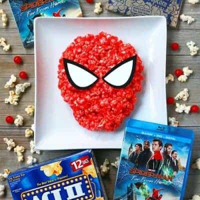 Spider-Man Candy Popcorn