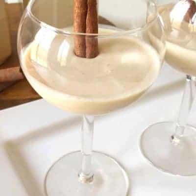 Coquito – Puerto Rican Rum Punch