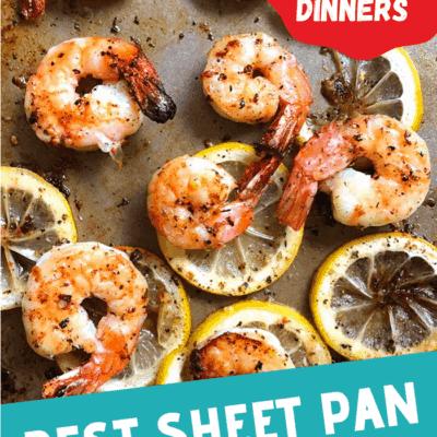 Favorite Sheet Pan Dinners