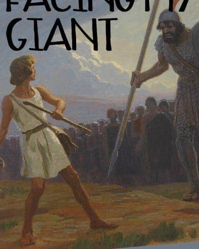 Facing My Giant - One woman's crisis of faith