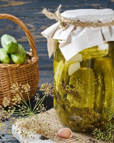 Why you should pickle your food.