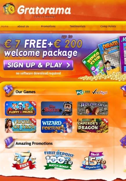 Get 7 EUR FREE!