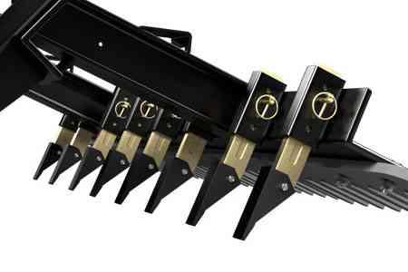 SR1 Grading Rake- Scarifiers