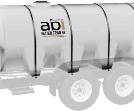 1000 Gallon D.O.T. Water TrailerTank