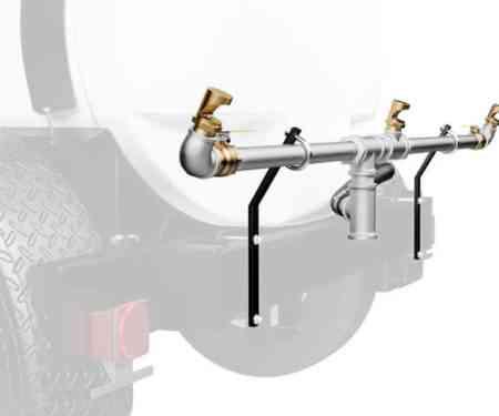 500 Gallon Water TrailerSpray Nozzle