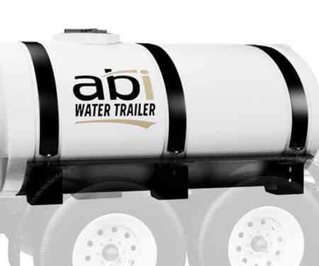 500 Gallon Water Trailer Tank